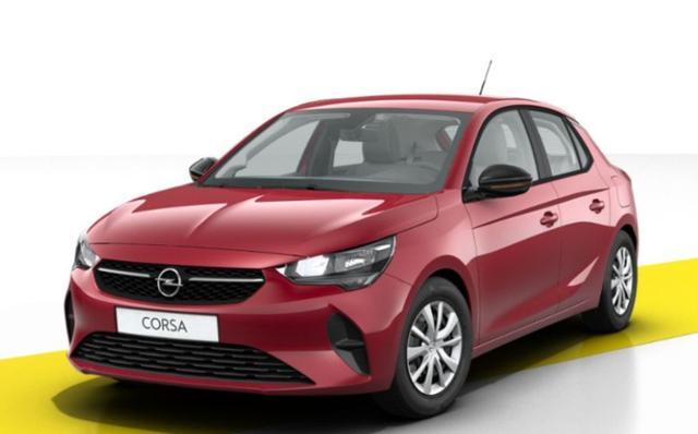 Vorlauffahrzeug Opel Corsa - F 1.2 75 Edition AudioMultimedia DAB Temp