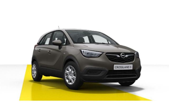 Opel Crossland X - 1.2 TSI 130 Aut. IntelliL SHZ Temp
