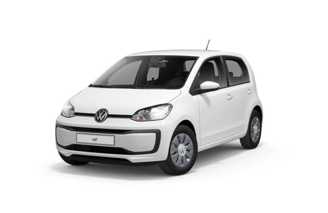 Volkswagen up! - 1.0 5-Türer Klim Radio Connect Start/Sto