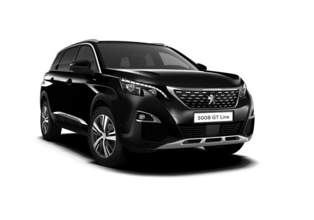 Peugeot 5008 - BHDi 130 Aut GT-Line 7S LED AHK NAV 360 eHK