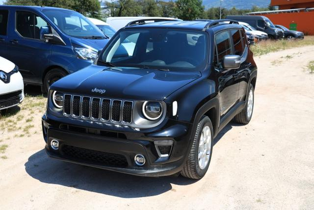Jeep Renegade - 1.3 T-GDI 150 DCT Limited LED SHZ ACC