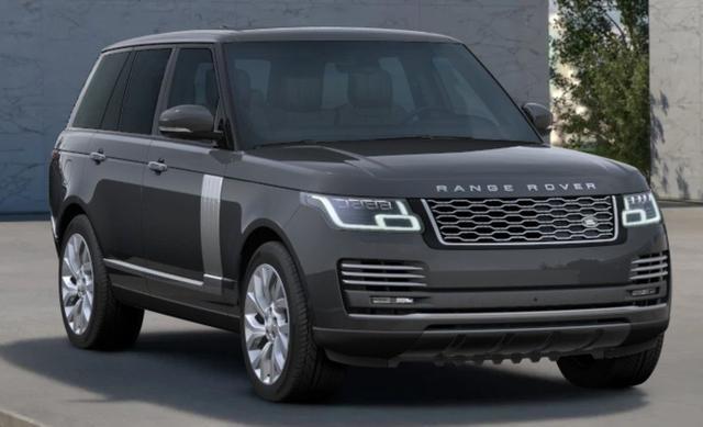 Land Rover Range Rover - P400 Autob. LuftF PrivG HeadUp Pixel
