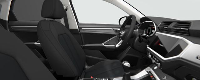 Audi Q3 Sportback 35 TSI 150 S-tronic LED NAV Kam SHZ