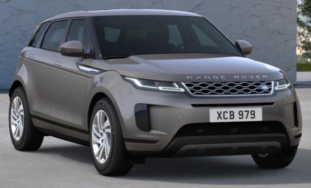 Land Rover Range Rover Evoque - 2.0 D150 AWD MY20 Leder LED
