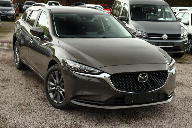 Mazda Mazda6 4-Türer - 6 Kombi 2.0 145 Aut. LED HUD PDC vo/hi ACC 17Z
