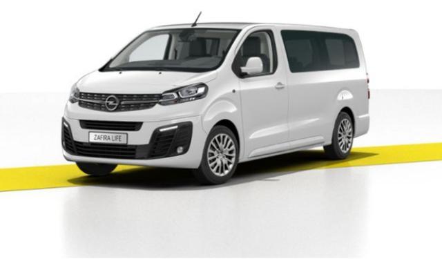 Opel Zafira Life - 1.5 L 120 Navi 9S Klima PDC Privacy