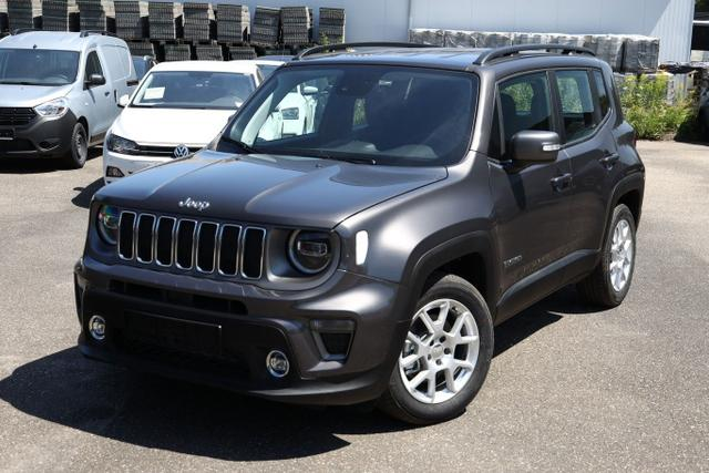 Jeep Renegade - 1.3 T-GDI 150 DCT Limited LED Kam Keyle
