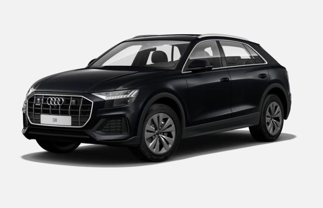 Audi Q8 - 50 TDI 286 Matrix Pano Sport-Luftfederung Kam