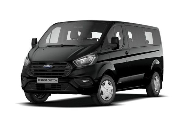 Ford Tourneo Custom - Transit 2.0 TDCi 170 Aut 320L2 9S