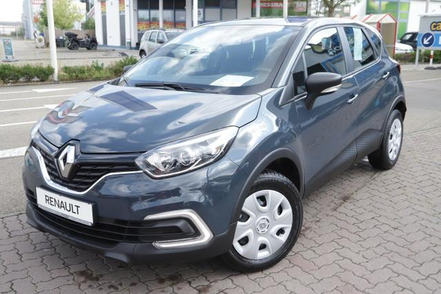 Renault Captur - 0.9 TCe 90 Life Tempomat