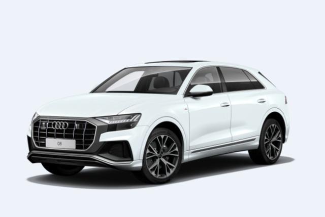Audi Q8 - 55 TFSI quattro tiptr. SlineSport Pano Matrix