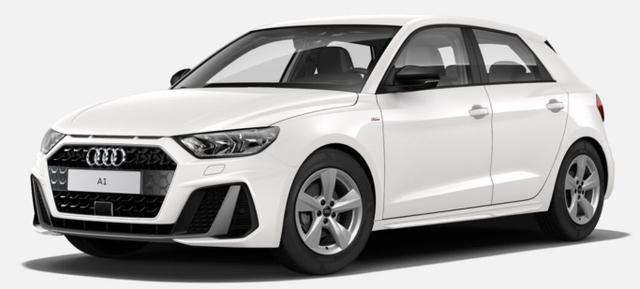 Audi A1 Sportback      30 TFSI 116 S Line AdKey ViCo Smart