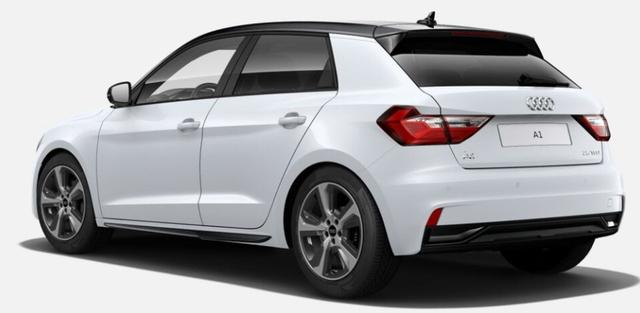 Audi A1 Sportback 30 TFSI 116 S-tronic 17Z VirCo SHZ