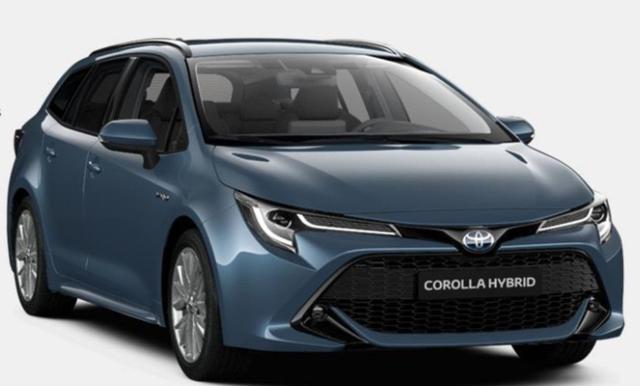 Toyota Corolla Touring Sports - TS 1.8 Hybrid 122 Exe Kam SHZ ACC