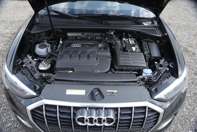 Audi Q3 35 2,0 TDI 150 S-Tronic Advanced LED Kam 18Z