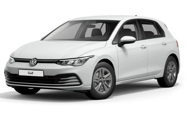 Volkswagen Golf - VIII 1.5 eTSI 150 DSG Life LED ACC ViCo SHZ