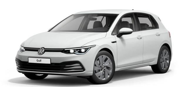 Volkswagen Golf - VIII 1.5 TSI 150 Style LED+ NAV PDC ErgoAct