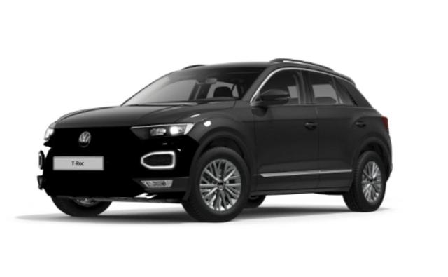 Volkswagen T-Roc - 1.5 TSI 150 Style DSG LED ACC PDC AppCo
