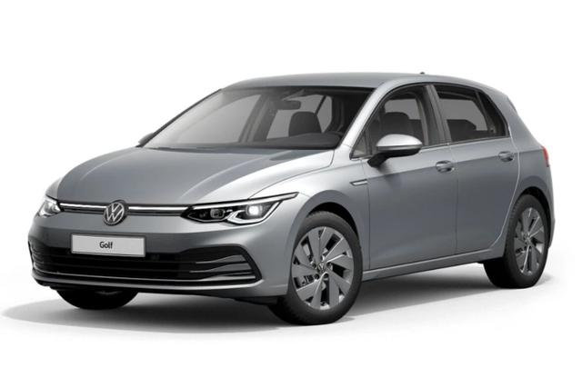 Volkswagen Golf - VIII 1.5 eTSI 150 DSG Style LED+ Nav ErgoAc