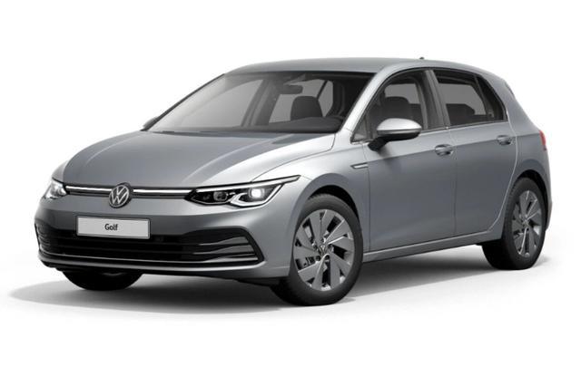 Volkswagen Golf - VIII 1.5 TSI 150 Style LED+ NAV PDC WinterP