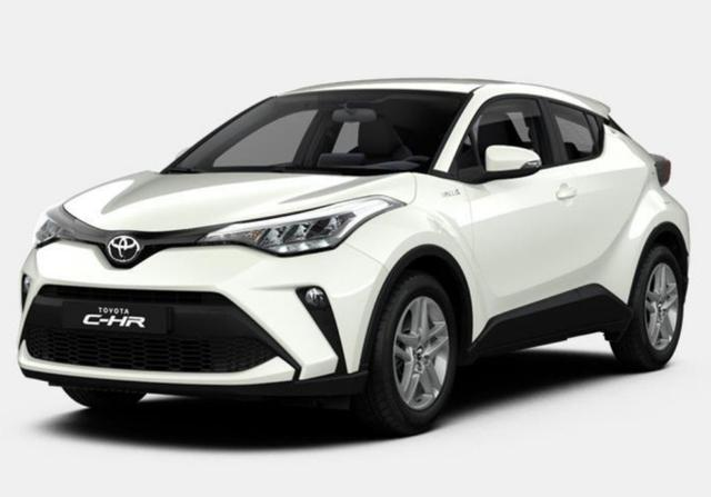 Vorlauffahrzeug Toyota C-HR - 1.8 Hybrid 122 Comfort LED ACC Kam AppL