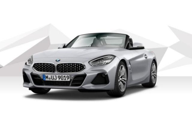 BMW Z4 - sDrive 197 Aut 20i M-Sport Leder LED ACC 18Z