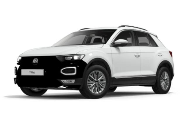 Volkswagen T-Roc - 1.5 TSI 150 Style DSG LED Kam Nav PDC ACC