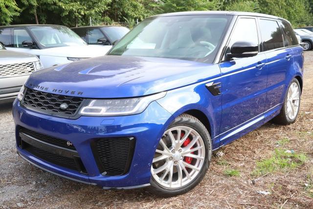 Land Rover Range Rover Sport - P575 SVR PanoD Karbon StandH