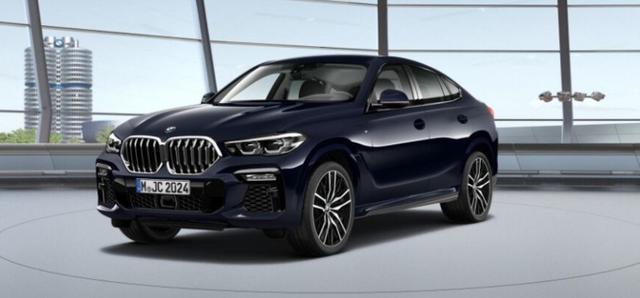 Lagerfahrzeug BMW X6 - 30d 258 xDrive Aut. M-Sport LED Kam PrivG 20Z