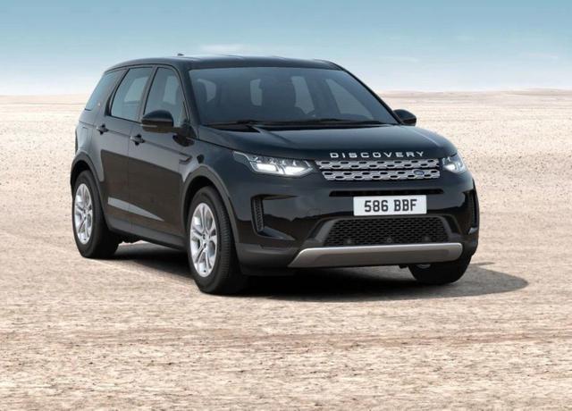 Vorlauffahrzeug Land Rover Discovery - Sport 2.0 D150 Aut AWD 2020 18Z Nav LE