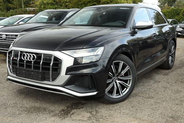 Audi SQ8 TDI quattro tiptronic Tour/Stadt Pano Matrix