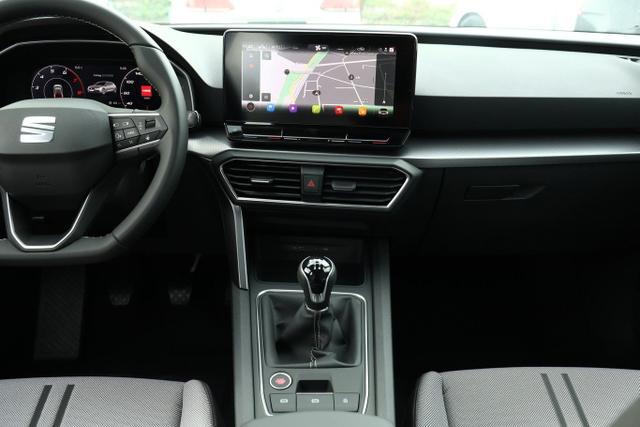Seat Leon 1.5 TSI 130 Style LED Navi PDC ACC SHZ