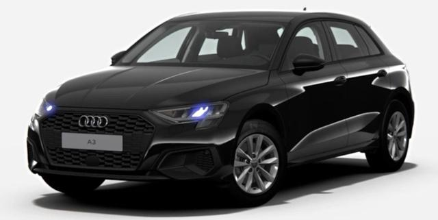Vorlauffahrzeug Audi A3 Sportback - 35 TDI Neues Modell Nav  ViCo  SHZ