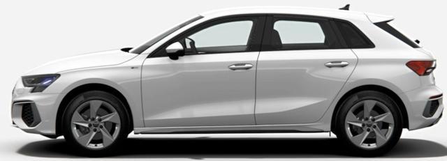 Audi A3 Sportback - 35 TFSI 150 S-tronic S Line MY21