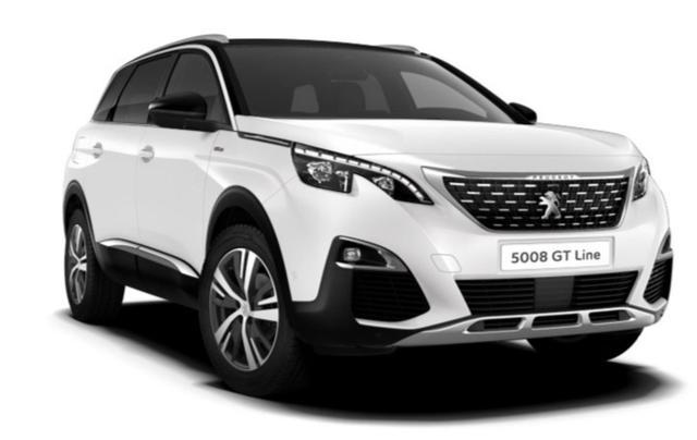 Vorlauffahrzeug Peugeot 5008 - 1.5 BlueHDi 130 Aut GT-Line LED SHZ AppCo