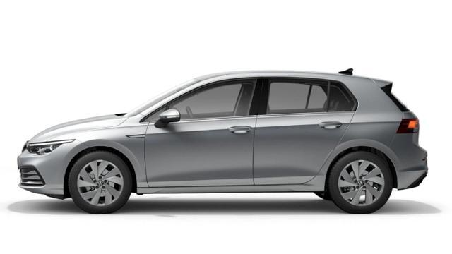 Volkswagen Golf - VIII 1.5 eTSI 150 DSG Style LED+ Nav