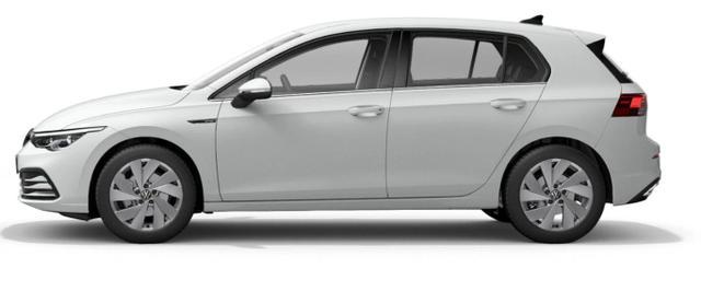 Volkswagen Golf - VIII 1.5 eTSI 150 DSG Style LED Nav