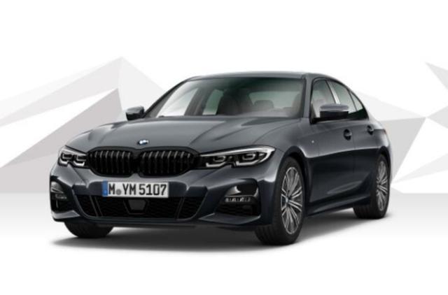 BMW 3er - 320d Lim. 190 Aut M-Sport LED Nav HIFI ACC AppC