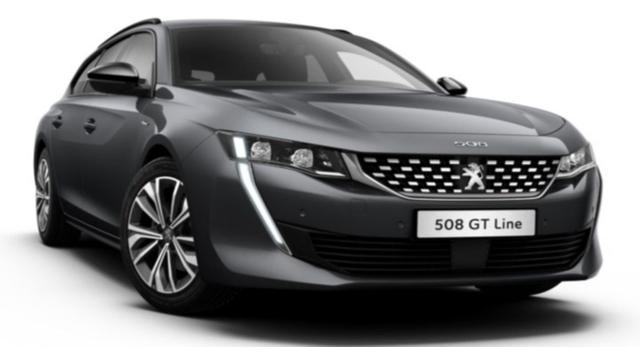 Vorlauffahrzeug Peugeot 508 - SW 1.5 BlueHDi 130 Aut GT-Line LED Nav AGR