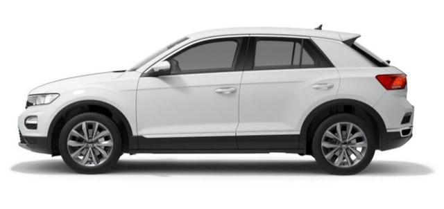 Volkswagen T-Roc - 1.5 TSI 150 Style DSG LED ACC PDC AppCo