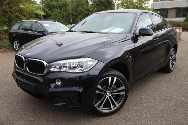 BMW X6 - 30d 258 xDrive Aut. M-Sport LED Kam PrivG