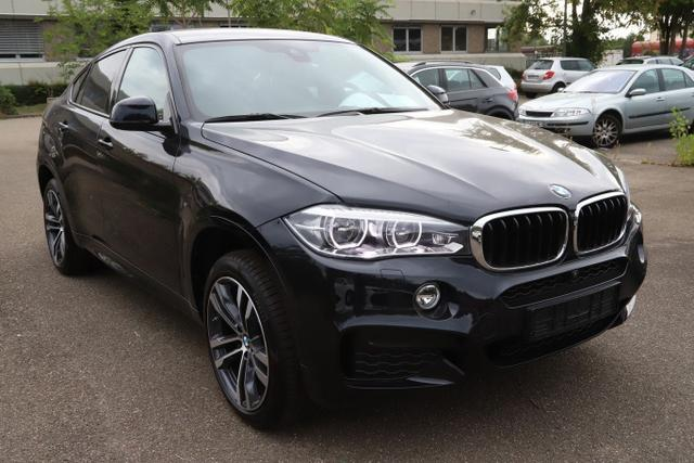 BMW X6 - 30d 258 xDrive Aut. M-Sport LED Kam PrivG