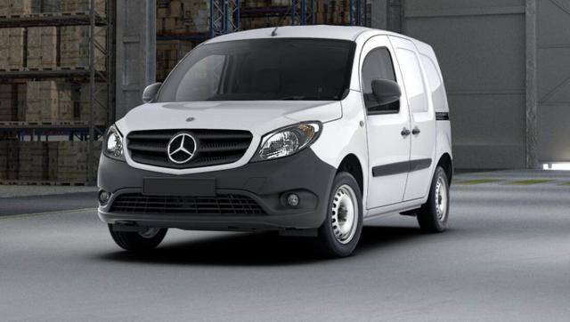 Lagerfahrzeug Mercedes-Benz Citan - 109 CDI Kasten Lang 90 Radio Klima S/S