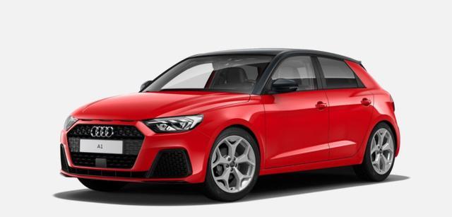 Audi A1 Sportback - 25 TFSI 95 MMI Radio+ 15ZLM Virt.Co