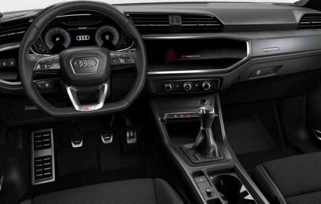 Audi Q3 35 TFSI 150 LED MMI+ LM-17Z Klima Licht/Regen