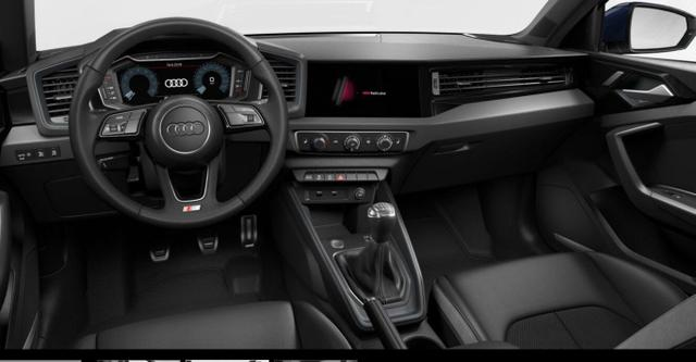 Audi A1 Sportback 25 TFSI 95 Advanced MMI Radio+ 16Z