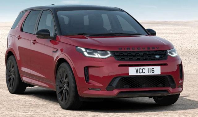 Vorlauffahrzeug Land Rover Discovery - Sport 2.0D165 AWD MY20 R-DynSE Kam 19Z