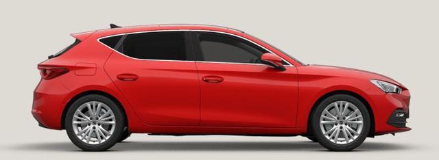 Seat Leon - 2.0 TDI 115 Style Neues Modell LED Lane 16Z