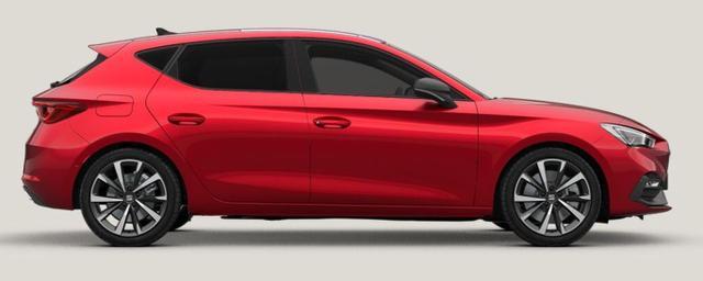 Seat Leon - 2.0 TDI 150 DSG FR Neues Modell LED VirCo