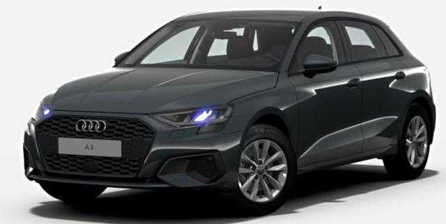 Vorlauffahrzeug Audi A3 Sportback - 35 TFSI S-tronic Neues Modell Nav